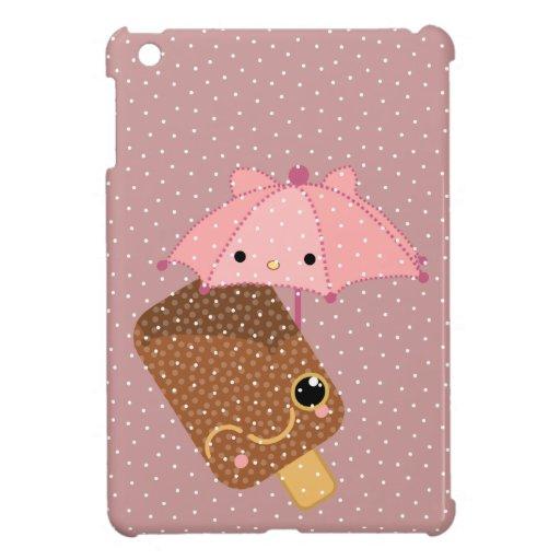 lluvia del helado iPad mini carcasas