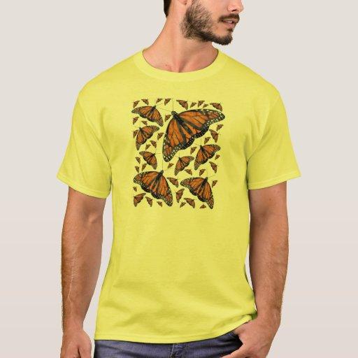Lluvia del monarca playera