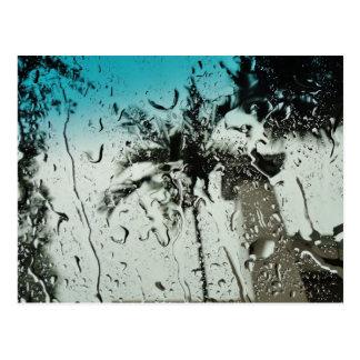 Lluvia en la postal de la Florida