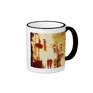 Lluvia Tazas De Café
