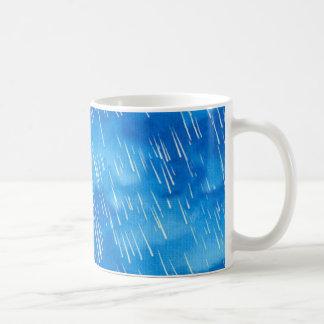 lluvia taza de café
