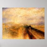 Lluvia, vapor y velocidad - el ferrocarril de Grea Impresiones