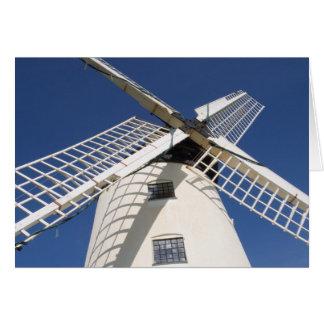Llynnon Mill, Llandeusant, Anglesey, Wales (RF) Card