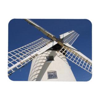 Llynnon Mill, Llandeusant, Anglesey, Wales (RF) Vinyl Magnet