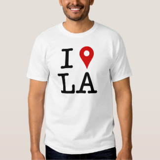 l'm in Los Angeles Apparel T-shirt