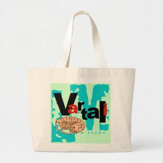 LM Sleepy Kitty Vartali Bag