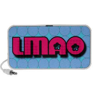 LMAO Doodle iPod Speaker