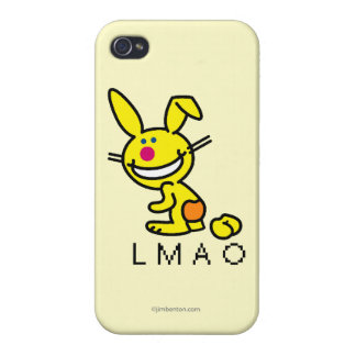 LMAO iPhone 4/4S FUNDA