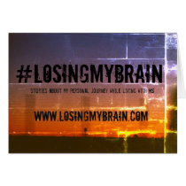 LMB Blank Card