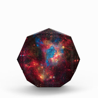 LMC Superbubble in Nebula N44 - Table Ornaments Award