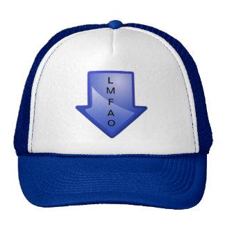 LMFAO !!!! TRUCKER HAT