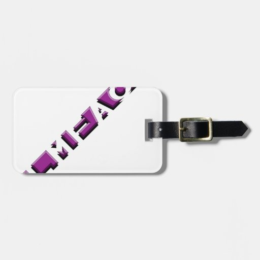 lmfao luggage tags
