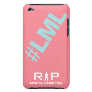 #LML - caso oficial del tacto de iPod Barely There iPod Fundas