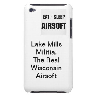 Lmm airsoft ipod case barely there iPod cases