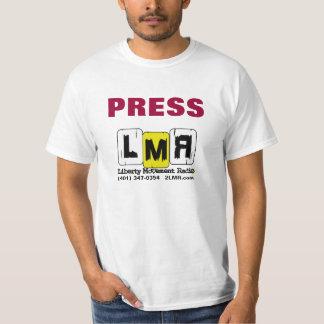 LMR Press Shirt