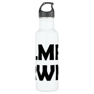 LMR/RWM Plastic Bottle