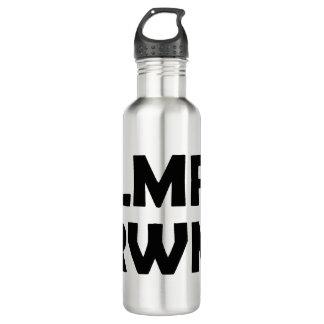 LMR/RWM Steel Bottle