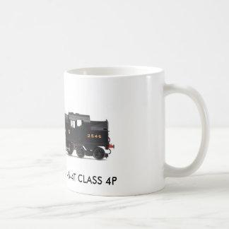 LMS STANIER 4MT 2-6-4T CLASS 4P COFFEE MUGS