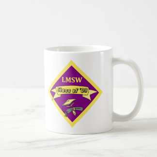 LMSW Social Worker T-shirts and Gifts Coffee Mug