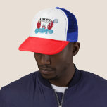 """LMTC Lobster Hat<br><div class=""""desc"""">The official hat of the Lake Murray Tennis Club Lobsters JTT!</div>"""