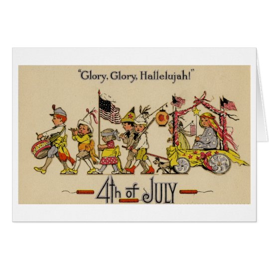 LMU Library Fourth of July Greeting Card