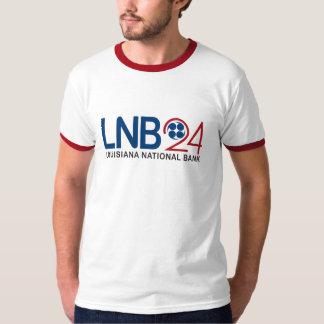 LNB Lives - Red Ringer T-Shirt