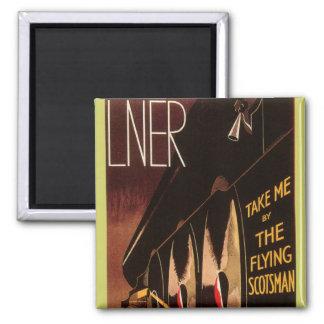 LNER Flying Scotsman Magnet