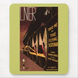 LNER Flying Scotsman Mouse Pad
