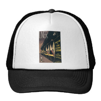 LNER Take Me by the Flying Scotsman Trucker Hats