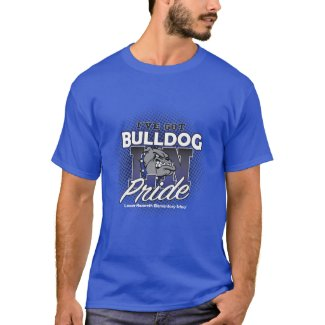 LNES Bulldog Pride Adult T-shirt