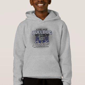 LNES Bulldog Pride Kids Hoodie $31.95