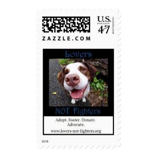 LNF Rufus Stamp, medium Stamp