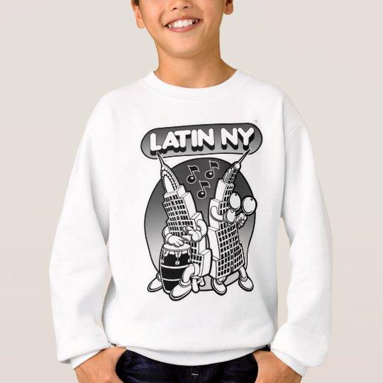 LNY Bldgs-3 Sweatshirt