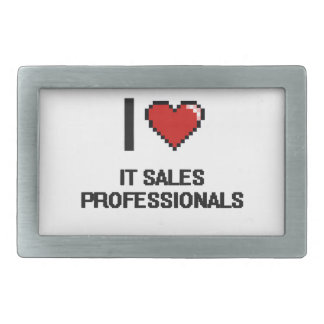 Lo amo los profesionales de las ventas hebillas cinturon rectangulares