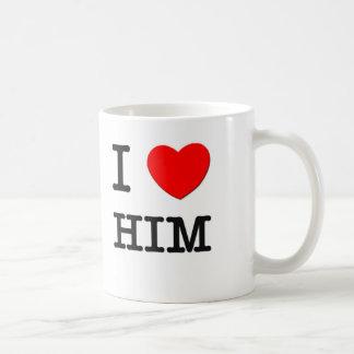 Lo amo taza