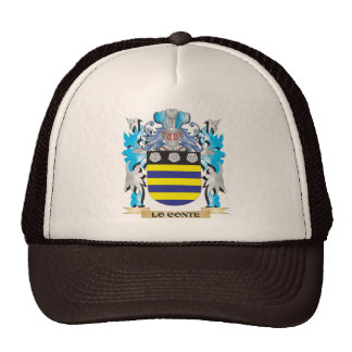 Lo-Conte Coat of Arms - Family Crest Trucker Hat