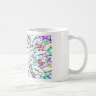 Lo contrario de la anémona taza básica blanca