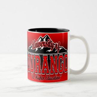 Lo contrario de la taza de Durango U