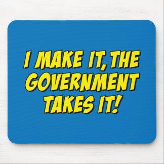 ¡Lo hago el gobierno lo tomo Alfombrilla De Raton