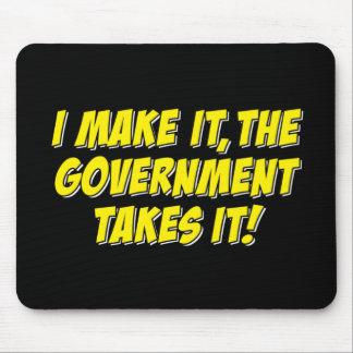 ¡Lo hago el gobierno lo tomo Tapete De Raton