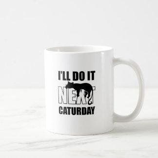 Lo haré Caturday siguiente Taza Clásica