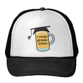 ¡Lo hice a las ALEGRÍAS de la graduación! Gorras De Camionero