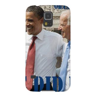 """""""Lo hicimos!"""" -- Obama Fundas De Galaxy S5"""