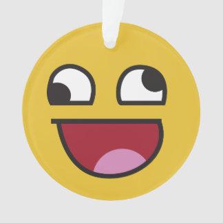 lo que. emoji de risa