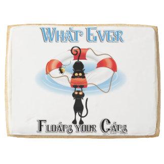 Lo que flota sus gatos 2