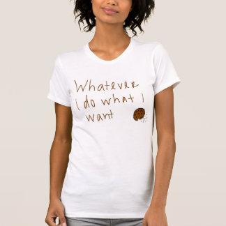 Lo que hago lo que quiero camisas