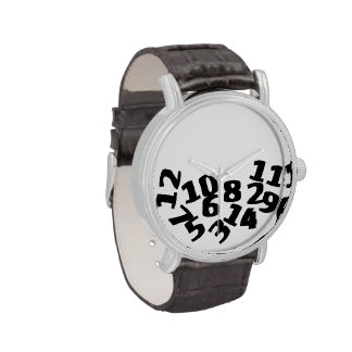Lo que Im atrasado de todos modos Reloj De Mano