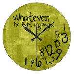 lo que relojes