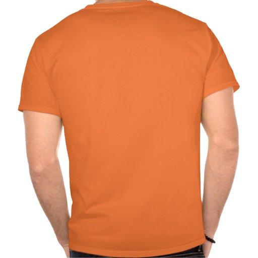 Lo que soy atrasado de todos modos camisetas