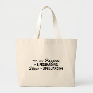 Lo que sucede - Lifeguarding Bolsa
